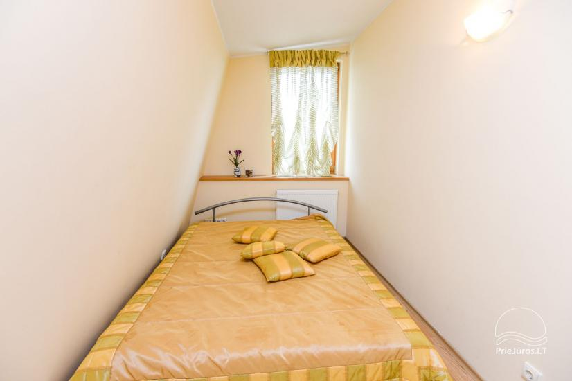 2 kambarių apartamentai Palangoje - 8