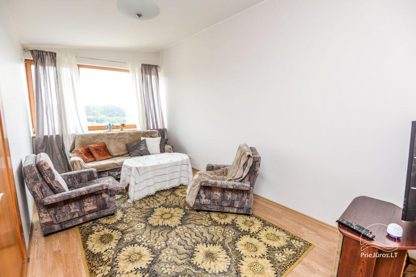 2 kambarių apartamentai Palangoje - 9