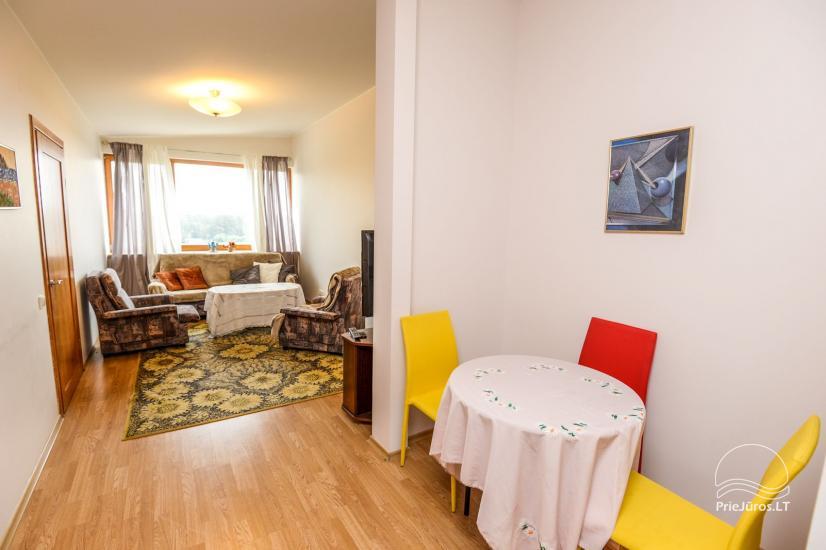 2 kambarių apartamentai Palangoje - 1