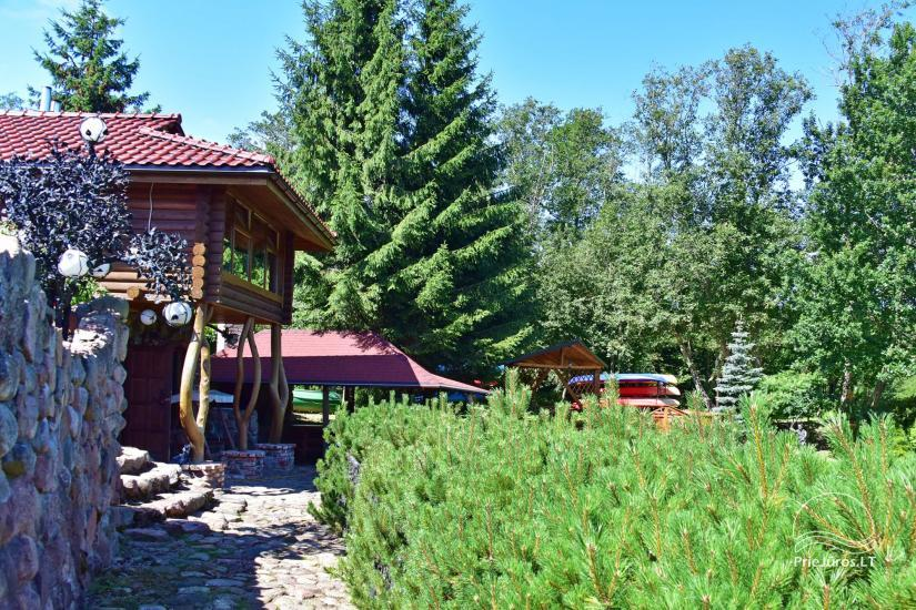 Holiday villa with sauna for up to 8 persons STONE ISLAND - 7