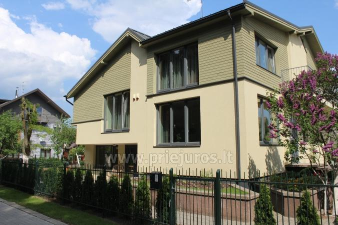 Well furnished villa NIDA with 3 bedrooms in Palanga - 36