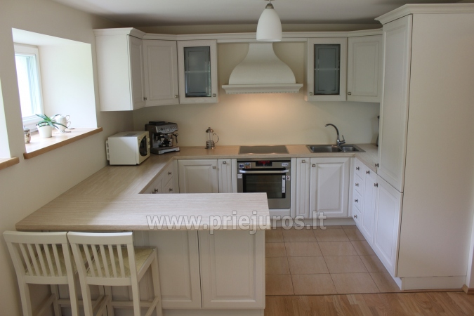 Well furnished villa NIDA with 3 bedrooms in Palanga - 10