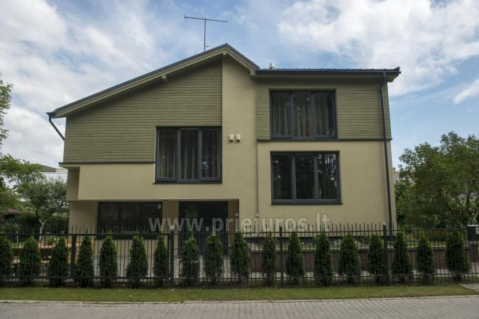 Well furnished villa NIDA with 3 bedrooms in Palanga - 35