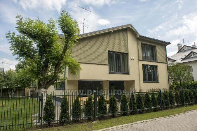 Well furnished villa NIDA with 3 bedrooms in Palanga - 34