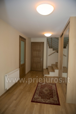 Well furnished villa NIDA with 3 bedrooms in Palanga - 30