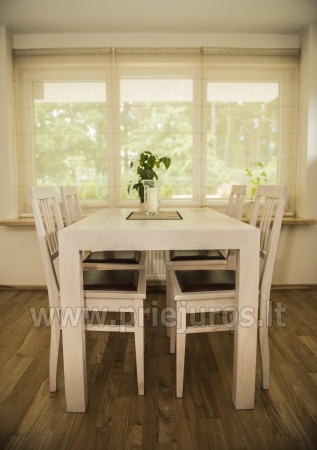 Well furnished villa NIDA with 3 bedrooms in Palanga - 12