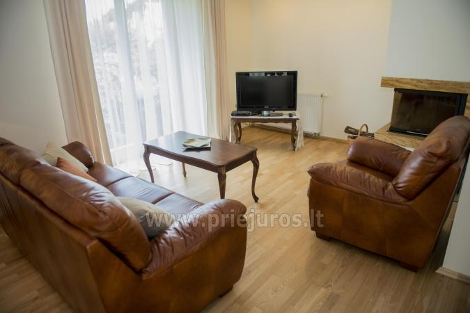 Well furnished villa NIDA with 3 bedrooms in Palanga - 5