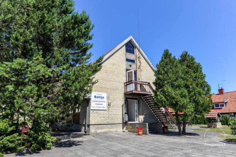 Ferienhaus in Perwelk BALTIJA  -  Preis ab 10 euros pro Person - 1
