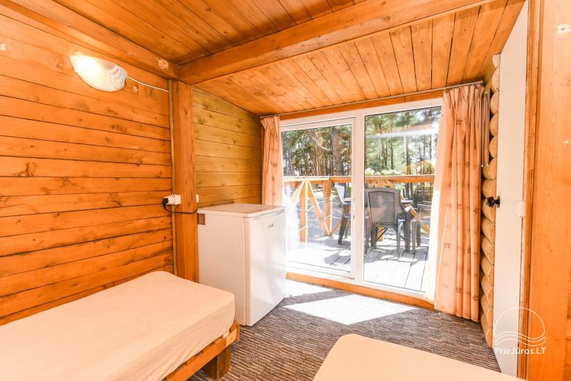 Holiday houses in Sventoji - 20