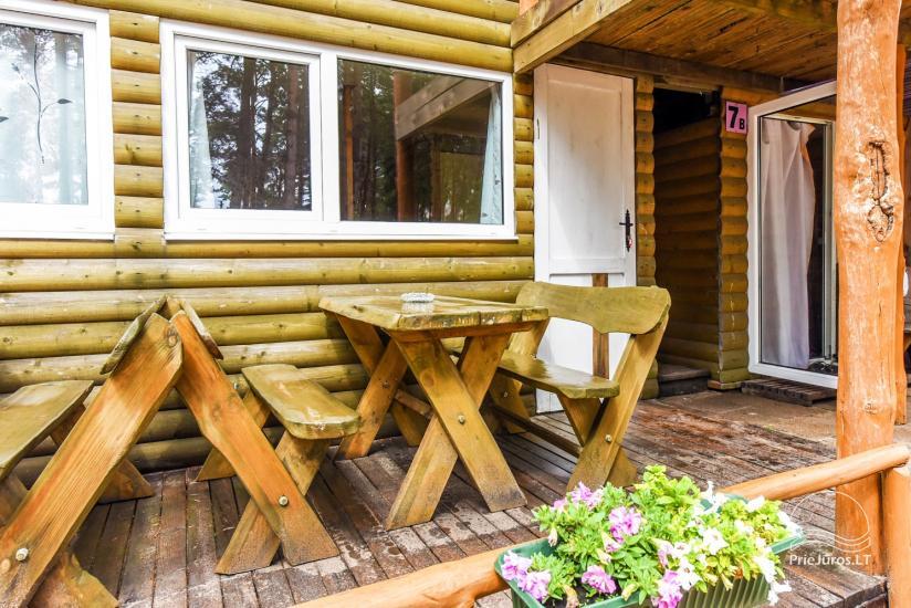 Holiday houses in Sventoji - 22