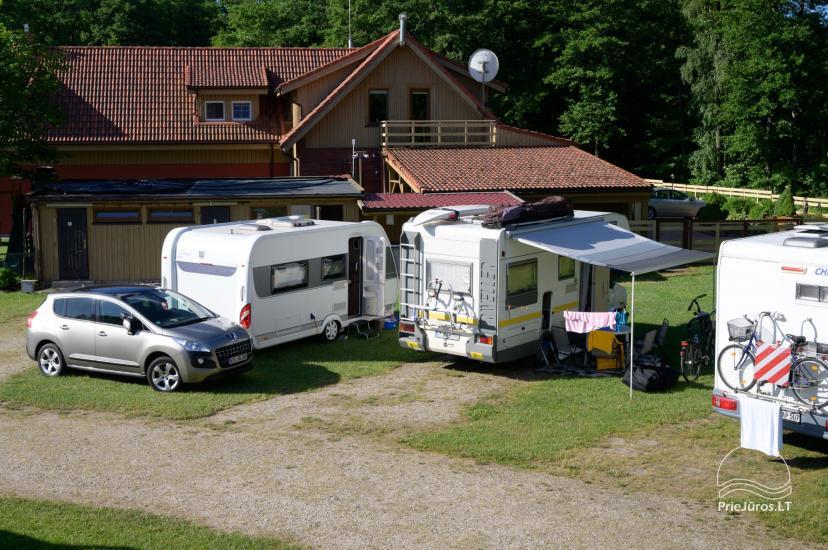 Camping Karklecamp in Klaipeda district at the Baltic sea - 2