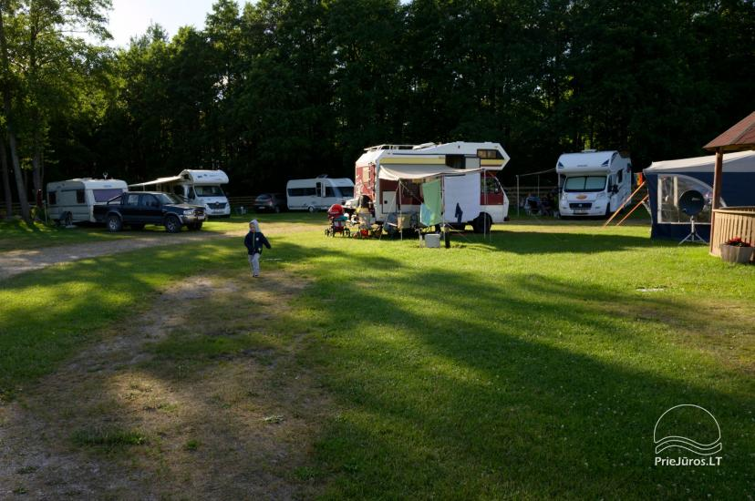 Camping Karklecamp in Klaipeda district at the Baltic sea - 3
