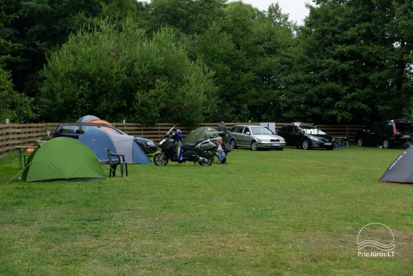 Camping Karklecamp in Klaipeda district at the Baltic sea - 7