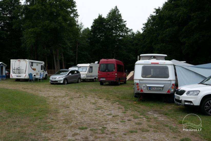 Camping Karklecamp in Klaipeda district at the Baltic sea - 8