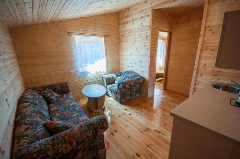 New holiday cottages and rooms in Sventoji ZYDROJI LIEPSNA - 20