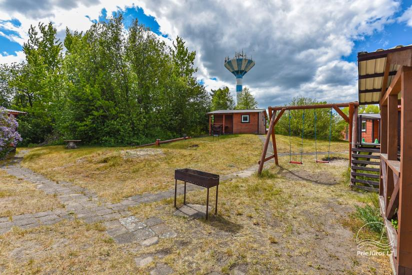 New holiday cottages and rooms in Sventoji ZYDROJI LIEPSNA - 50