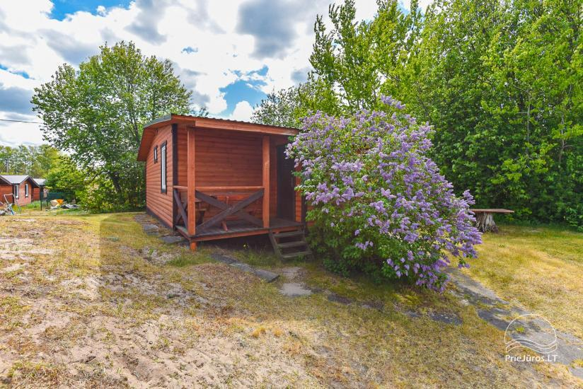 New holiday cottages and rooms in Sventoji ZYDROJI LIEPSNA - 51