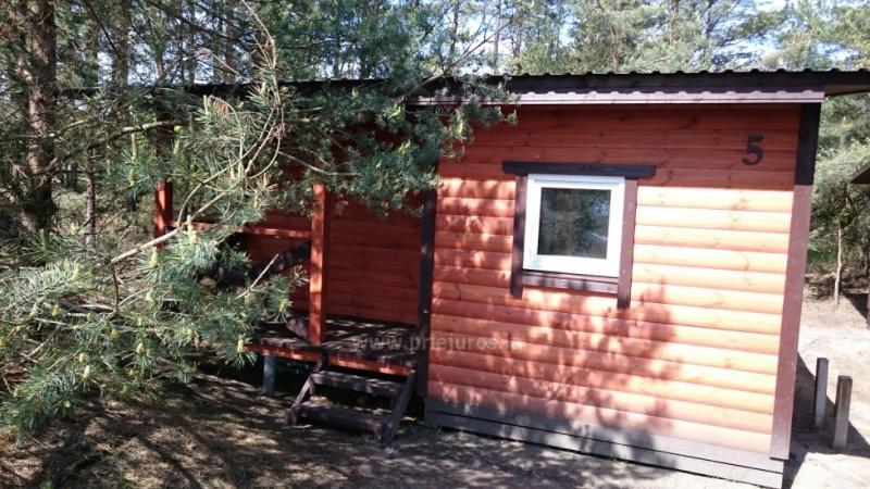 Nauji vasarnamiai ir kambariai su patogumais Šventojoje ŽYDROJI LIEPSNA