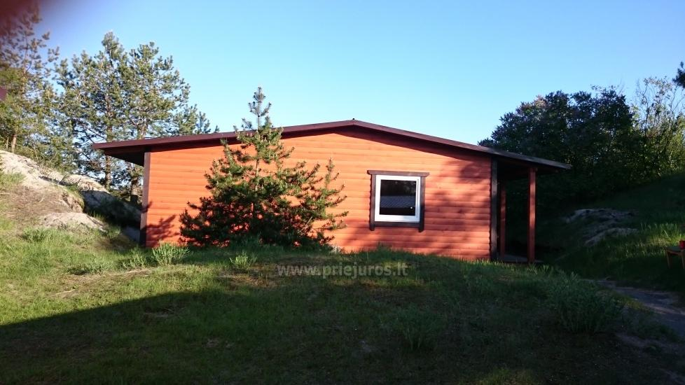 New holiday cottages and rooms in Sventoji ZYDROJI LIEPSNA - 12