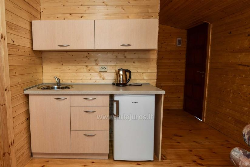New holiday cottages and rooms in Sventoji ZYDROJI LIEPSNA - 21