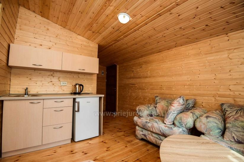 New holiday cottages and rooms in Sventoji ZYDROJI LIEPSNA - 22