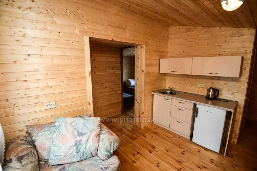 New holiday cottages and rooms in Sventoji ZYDROJI LIEPSNA - 23