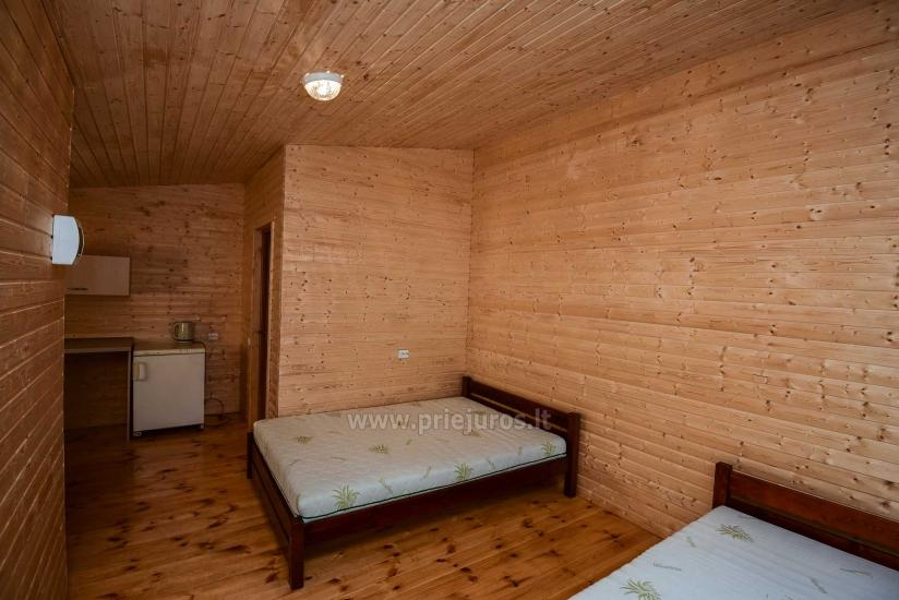 New holiday cottages and rooms in Sventoji ZYDROJI LIEPSNA - 25
