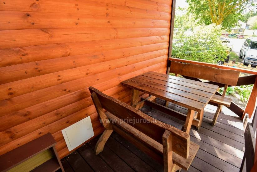 New holiday cottages and rooms in Sventoji ZYDROJI LIEPSNA - 26