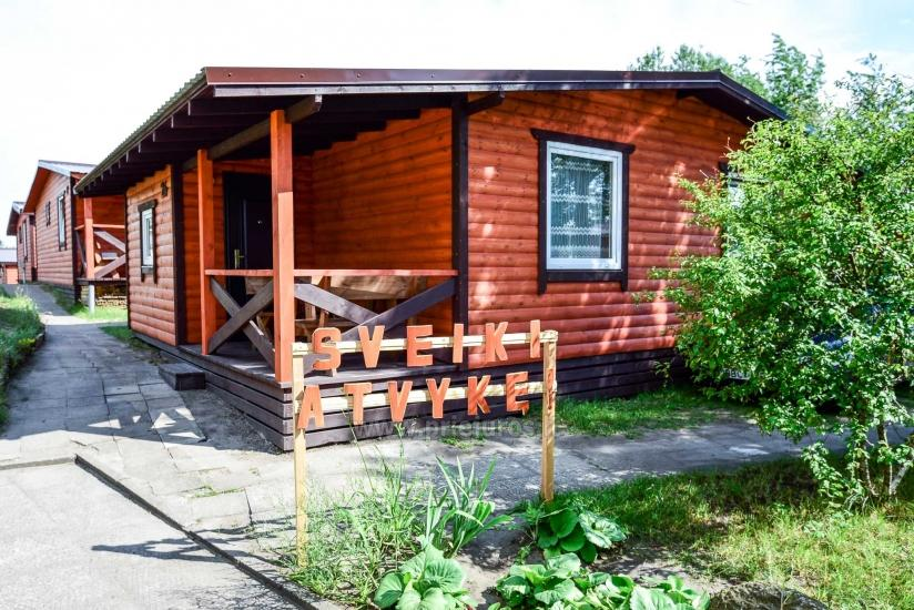 New holiday cottages and rooms in Sventoji ZYDROJI LIEPSNA - 27