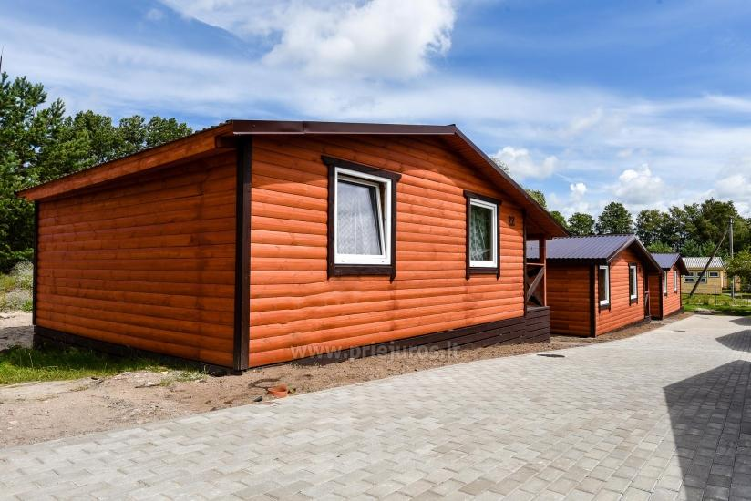 New holiday cottages and rooms in Sventoji ZYDROJI LIEPSNA - 14