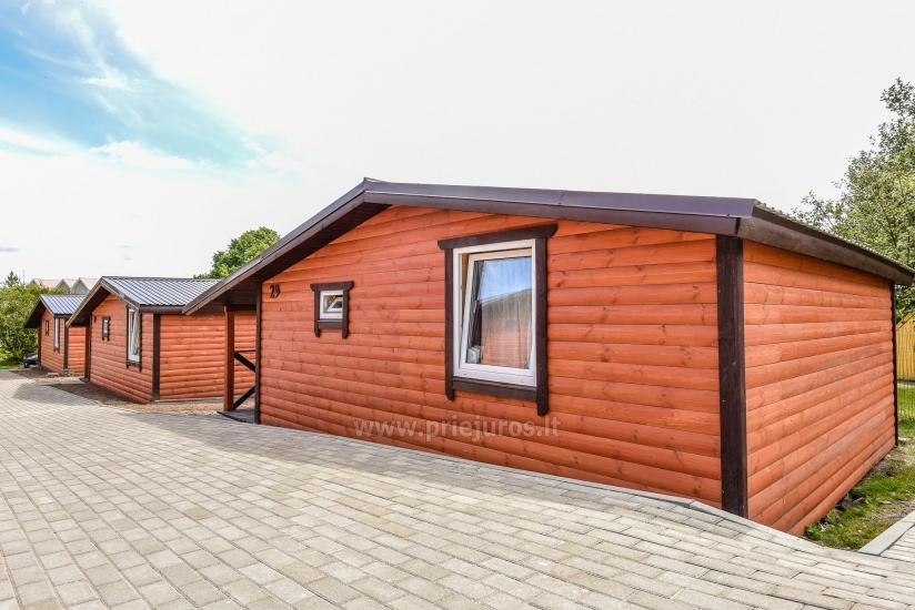 New holiday cottages and rooms in Sventoji ZYDROJI LIEPSNA - 15