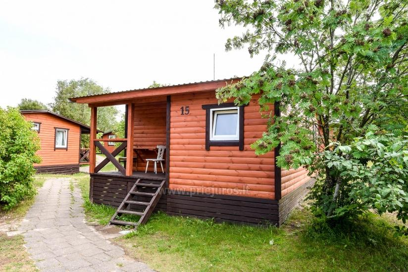 New holiday cottages and rooms in Sventoji ZYDROJI LIEPSNA - 33