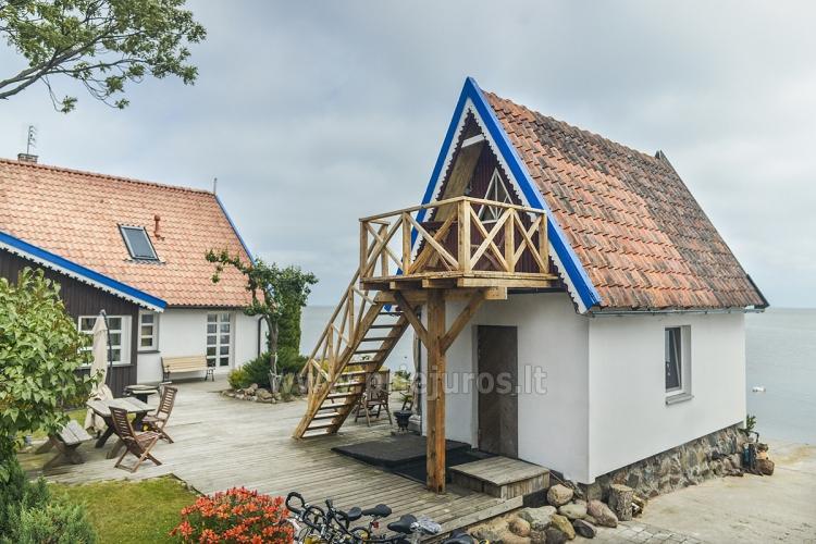 Separate Ferienwohnungen und Apartments am Ufer der Lagune - 16