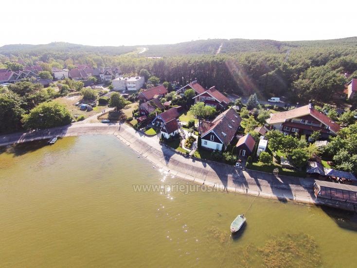 Atsevišķas brīvdienu mājas un dzīvokļi krasta lagūnas - 9
