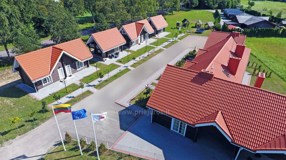 NEW Holiday cottages, suites in Sventoji JURMYLE - 8
