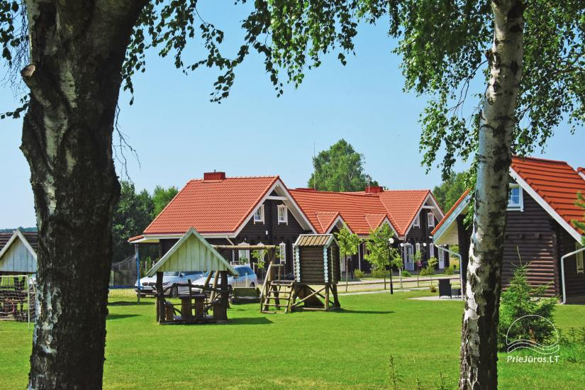 NEW Holiday cottages, suites in Sventoji JURMYLE - 3