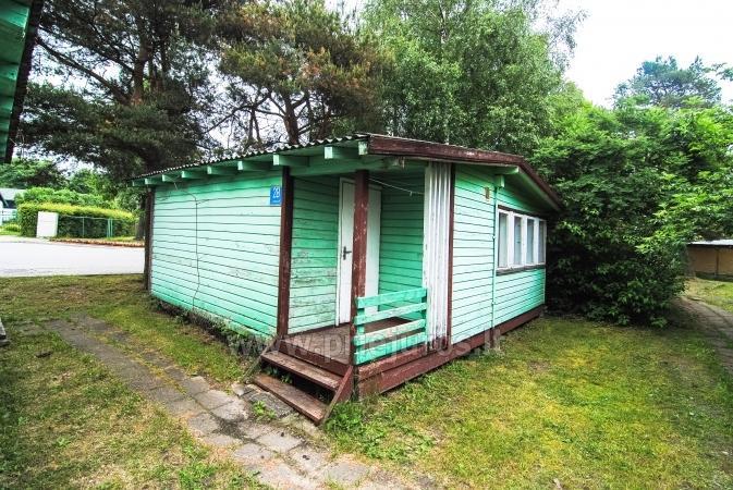 Vasaras mājas ar terasēm Sventoji, pēc upes - 14