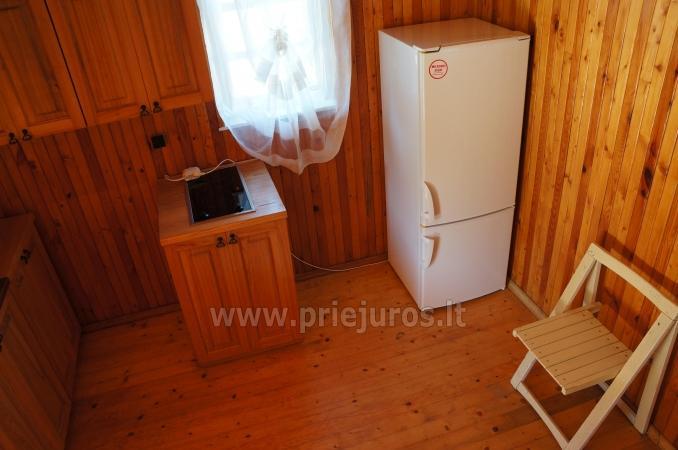 Dviejų aukštų namukas Preiloje Preilius su 3 miegamaisiais (6 asm.) - 4