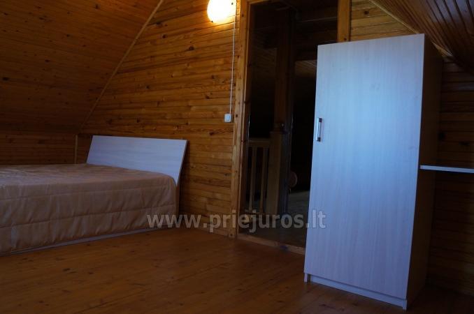 Dviejų aukštų namukas Preiloje Preilius su 3 miegamaisiais (6 asm.) - 8