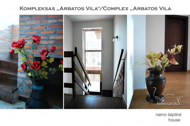 Arbatos Villa Palanga - 2