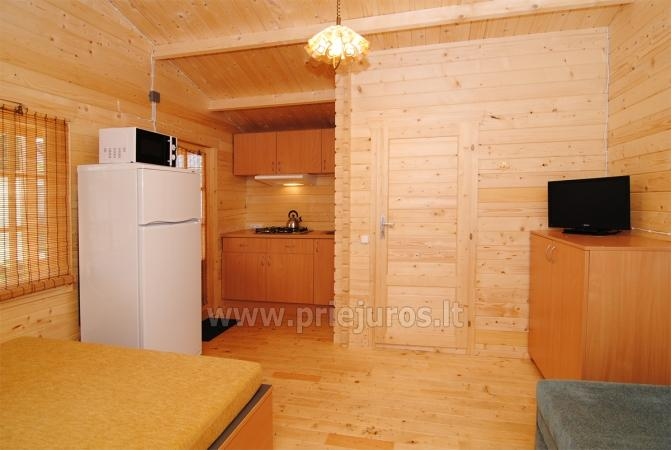 Wooden House Rent in Sventoji - 6