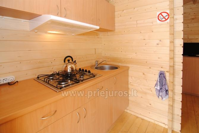Wooden House Rent in Sventoji - 8