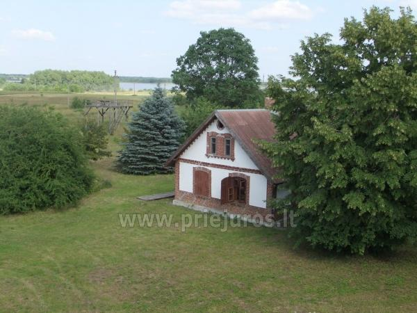 House for rent near the Curonian lagoon between Vente and Kintai - 2