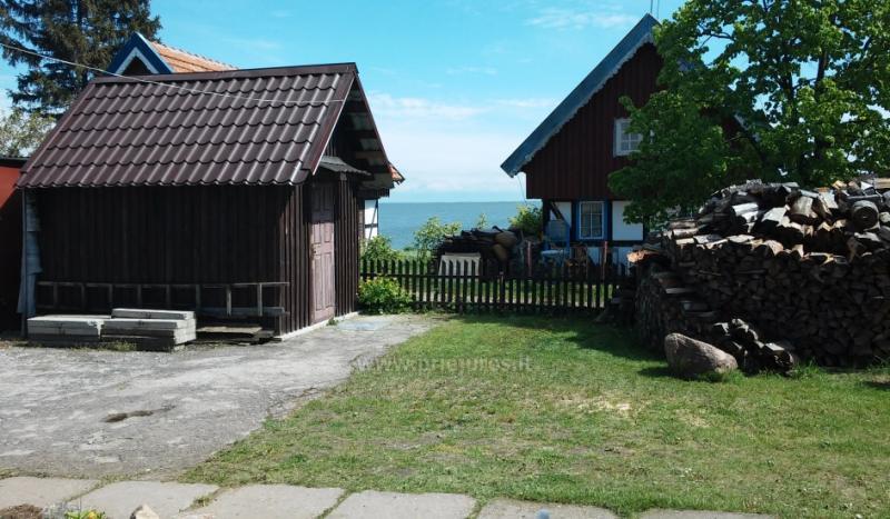 Zwei Zimmer Ferienwohnung in Nida