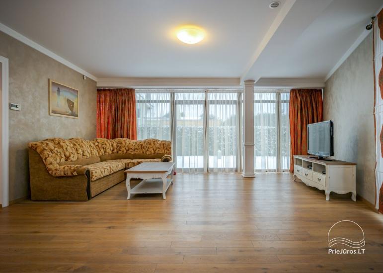New cottage Nendrės vila for rent in Kunigiskes - 5