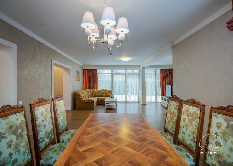 New cottage Nendrės vila for rent in Kunigiskes - 2