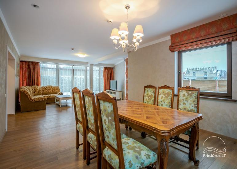 New cottage Nendrės vila for rent in Kunigiskes - 1