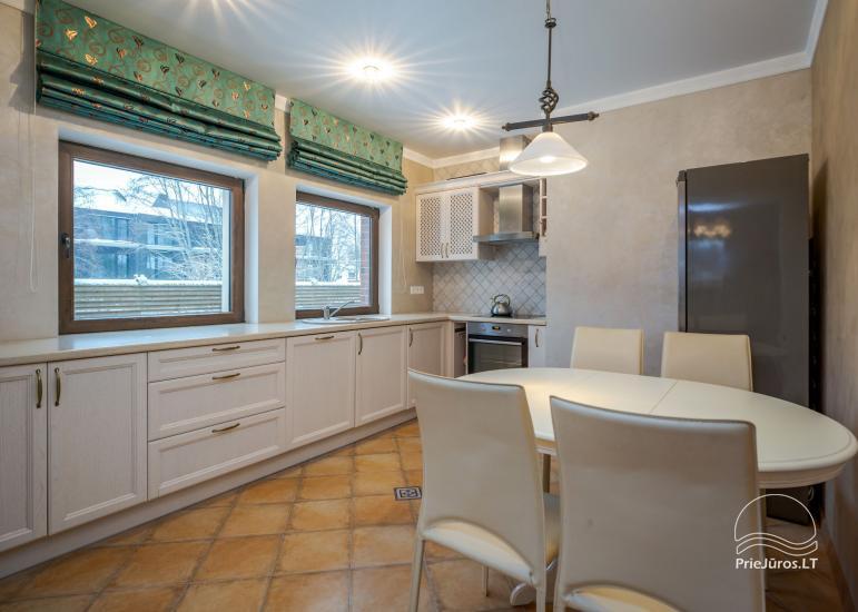New cottage Nendrės vila for rent in Kunigiskes - 6