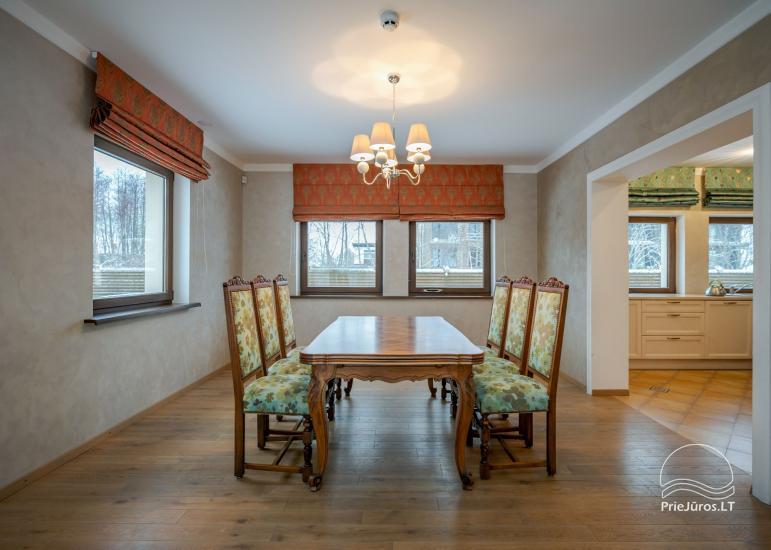 New cottage Nendrės vila for rent in Kunigiskes - 3