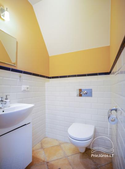 New cottage Nendrės vila for rent in Kunigiskes - 8
